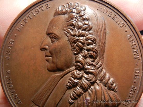 Trofeos y medallas: Medalla Francesa. Premio de la Academia Francesa. 1893. - Foto 3 - 33209083