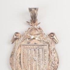 Trofeos y medallas: MEDALLA DE LA ACADEMIA DE HIGIENE DE CATALUÑA, A ANTONIO MIRACLE MERCADER, ACADEMICO NUMERARIO Nº 34. Lote 35441172