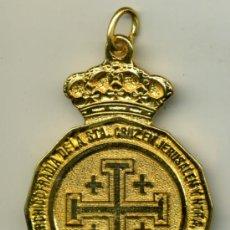 Trofeos y medallas: MEDALLA CORONACIÓN CANONICA 15 AGOSTO 1988. Lote 35589839