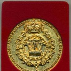 Trofeos y medallas: GRAN MEDALLON CONMEMORATIVO 7,5 CENTIMETROS DE DIAMETRO. Lote 36157520