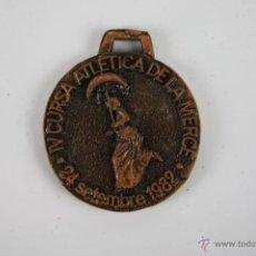 Trofeos y medallas: M-088. MEDALLA EN METAL. AJUNTAMENT DE BARCELONA CAIXA DE PENSIONS. 1982. . Lote 39952061