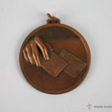 Trofeos y medallas: M-096. MEDALLA ENBRONCE TORNEO BUTIFARRA NOVIEMBRE 79. 3ª CLAS. . Lote 39952723