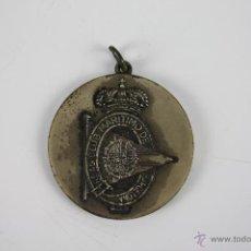 Trofeos y medallas: M-135. MEDALLA EN METAL P`LATEADO. R.C. MARITIMO. CAMPEONATO CATALUÑA. CLASE DRAGON 1971. . Lote 39971263