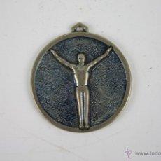Trofeos y medallas: M-173. MEDALLA EN METAL. G.L 77. MEDIDAS: 4 CM. . Lote 40029272