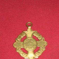 Trofeos y medallas: MEDALLA ESCOLAR - PREMIO A LA APLICACION. Lote 40547127