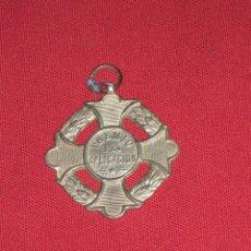 Trofeos y medallas: MEDALLA ESCOLAR - PREMIO A LA APLICACION. Lote 40547132