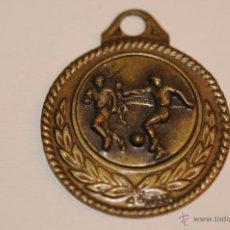 Trofeos y medallas: MEDALLA EN BRONCE G.P.E.M. 90-91. Lote 40726978