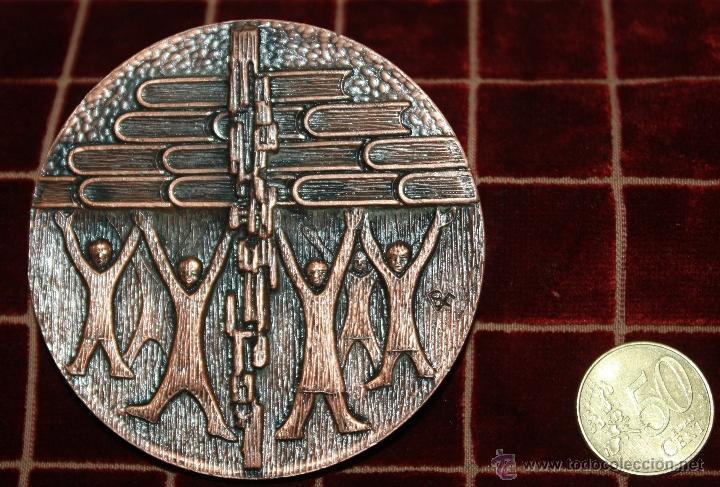 Trofeos y medallas: JUNTA NACIONAL DE EDUCACION FISICA PREMIO NACIONAL - Foto 2 - 41022361