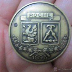Trofeos y medallas: ROCHE ASTRONOMO 1896. Lote 41491946