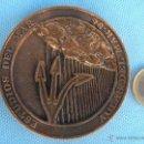 Trofeos y medallas: MEDALLA DE METAL, ESTUDIOS DEL MAR, UNIVERSIDAD DE MURCIA. 1995. DOBLE CARA.. Lote 42175508