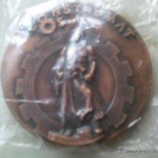 Trofeos y medallas: MEDALLA CONSTRUMAT 85 .. Lote 43249295