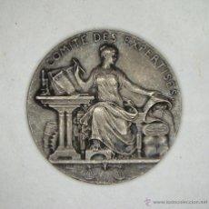 Trofeos y medallas: MEDALLA DE PLATA. MINISTERE DU COMMERCE ET DE LÍNDUSTRIE. FRANCIA 27 JUILLET - 1822.. Lote 43307695