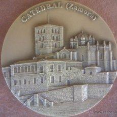 Trofeos y medallas: CATEDRAL DE ZAMORA DIAMETRO;9CM. Lote 43392105