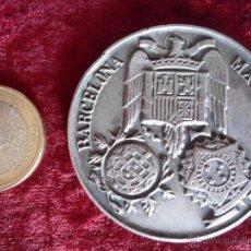 Trofeos y medallas: MEDALLA III CONGRESO OFTALMOLOGIA BARCELONA 1976. Lote 43415883