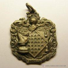 Troféus e medalhas: MEDALLA DE AJEDREZ, FIESTAS DEL CENTENARIO DE GRACIA, AÑO 1950. BARCELONA.. Lote 109407127