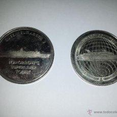 Trofeos y medallas: MEDALLAS CUNARD. Lote 45312611
