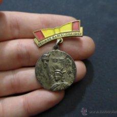 Trofeos y medallas: MEDALLA USA DE FERIA DE BARCELONA DE 1957. Lote 45517844