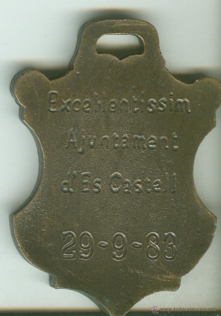Trofeos y medallas: REVERSO - Foto 2 - 46468503
