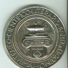 Trofeos y medallas: ABRECARTAS DE ATENEO CIENTÍFICO, LITERARIO Y ARTÍSTICO DE MAHÓN. Lote 46468667