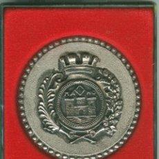 Trofeos y medallas: MEDALLA/PISAPAPELES CONMEMORATIVO FIESTAS Nª SRA. DE GRACIA 1972 MAHÓN (MENORCA). Lote 46550768