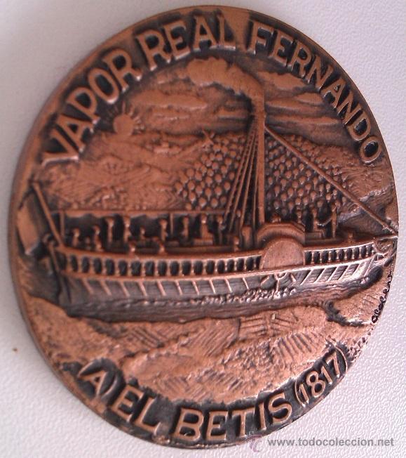 Trofeos y medallas: GRAN LOTE MEDALLAS SALON NAUTICO INTERNACIONAL Y DEL DEPORTE BARCELONA 1976, 1977 Y 1978 COBRE - Foto 9 - 46869385