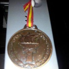 Trofeos y medallas: MEDALLA TROFEO CAJA ALICANTE. Lote 46995104