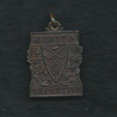 Trofeos y medallas: MEDALLA AL MERITO DEPORTIVO, CLUB HOCKEY PATINES.. Lote 47321097