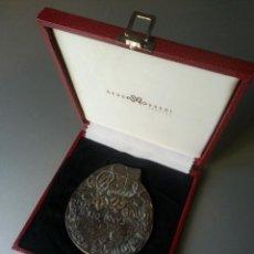 Trofeos y medallas: MEDALLA BRONCE 150 AÑOS NACIMIENTO GAUDI FIRMADA RAMON FERRAN EDICION LIMITADA AYUNTAMIENTO DE REUS. Lote 47419713