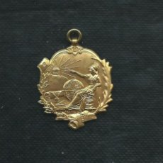 Trofeos y medallas: MEDALLA ESCOLAR. AL MERITO.. Lote 51518342