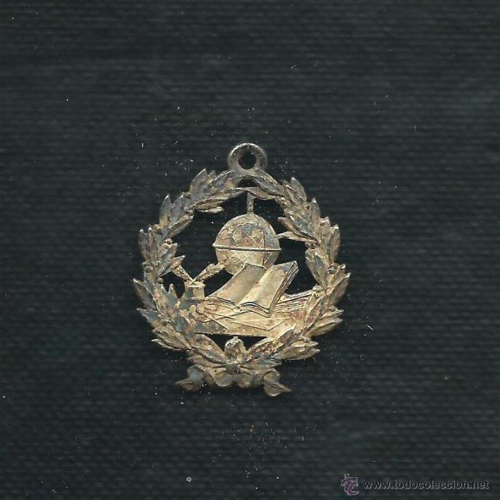 MEDALLA ESCOLAR. (Numismática - Medallería - Trofeos y Conmemorativas)
