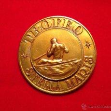 Trofeos y medallas: TROFEO ESTELLA MARIS REAL CLUB MARITIMO DE BARCELONA. Lote 47835546