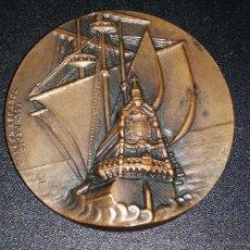 Trofeos y medallas: MEDALLA DEL V SALON NAUTICO DE BARCELONA. Lote 48364904