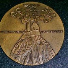 Trofeos y medallas: MEDALLA DE ISRAEL. Lote 48400282