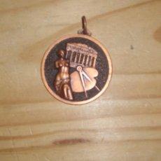 Trofeos y medallas: BONITA MEDALLA TROFEO DE BELLAS ARTES, SIN INSCRIPCION O DEDICATORIA. CURIOSIDADES, COLECCIONISTAS. Lote 48407001
