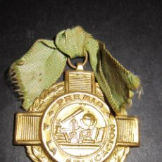 Trofeos y medallas: MEDALLA ESCOLAR.PREMIO A LA APLICACIÓN.. Lote 48657286