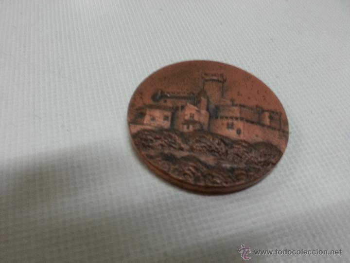 PATRONAT MUNICIPAL DE CULTURA I ESPORTS-CASTELLDEFELS-MEDALLA-2225 83 (Numismática - Medallería - Trofeos y Conmemorativas)