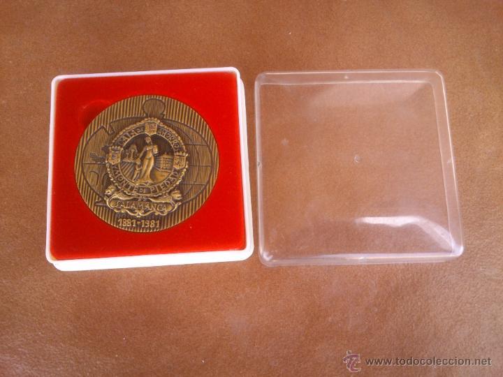 CAJA DE AHORROS MONTE DE PIEDAD SALAMANCA (Numismática - Medallería - Trofeos y Conmemorativas)