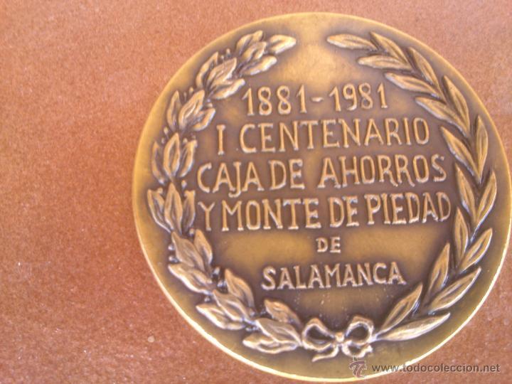 Trofeos y medallas: CAJA DE AHORROS MONTE DE PIEDAD SALAMANCA - Foto 3 - 49276917