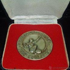 Trofeos y medallas: MEDALLA DE LA FEDERACION NACIONAL DE TIRO CON ARCO. Lote 50355614