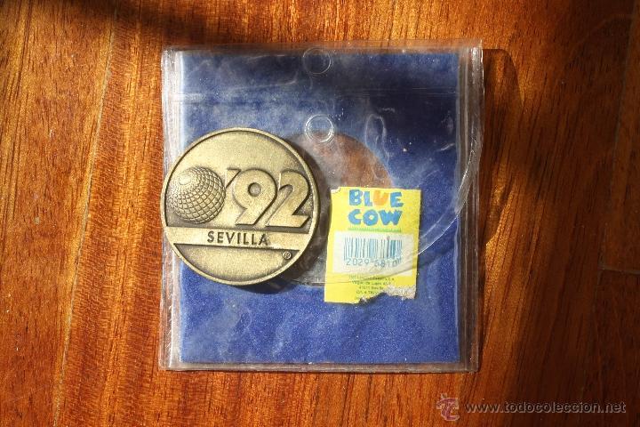 EXPO 92, LA CARTUJA (Numismática - Medallería - Trofeos y Conmemorativas)