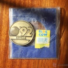 Trofeos y medallas: EXPO 92, LA CARTUJA. Lote 121419508