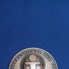 Trofeos y medallas: MEDALLA CONMEMORATIVA XXV ANIVERSARIO FERIA DEL JUGUETE-VALENCIA. Lote 50937953