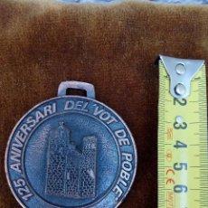 Trofeos y medallas: MEDALLA DEL PUEBLO DE SANTA OLIVA 1979. Lote 51012301