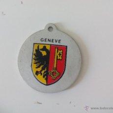 Trofeos y medallas: MEDALLA DE GENEVE, SUIZA, GINEBRA TROFEO, PLACA.. Lote 51148038