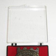 Trofeos y medallas: FANTASTICA MEDALLA MONEDA CONMEMORATIVA RADIO CASTILLA 50 ANIVERSARIO VALENCIA 1935 1985 CALLE PAZ. Lote 52024447