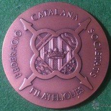 Trofeos y medallas: MEDALLA BARNA FIL, IV EXPO-FIL CATALANA 2003. Lote 52282239