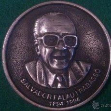 Trofeos y medallas: MEDALLA XXVII EXPOSICIO FILATELICA I NUMISMATICA BLANES, 1996. Lote 52349120