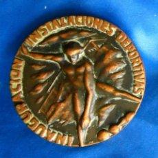 Trofeos y medallas: PRECIOSA MEDALLA INAUGURACION I. DEPORTIVAS CIRCULO SABADELLES 1963. Lote 52414431