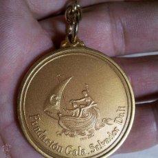 Trofeos y medallas: MEDALLA FUNDACIÓN GALA - SALVADOR DALÍ 27/3/1984 . Lote 52586518