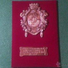 Trofeos y medallas: MEDALLA III EXPOSICION FILATELICA HISPANO CUBANA 1995, ZARAGOZA. Lote 52602407
